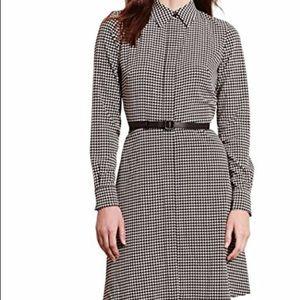 Lauren Ralph Lauren Houndstooth Dress 8